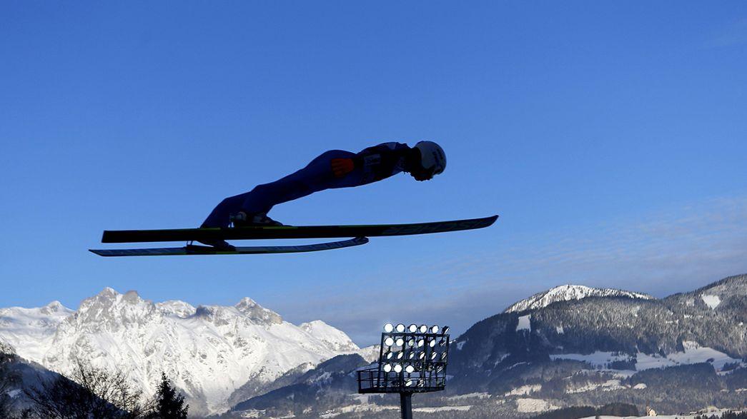 Heimsieg für Skispringer Stoch in Zakopane