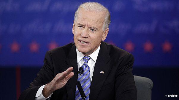 Joe Biden'ın sokağında silah sesleri