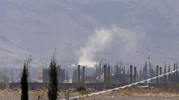 اشتباكات في صنعاء وتعرض موكب رئيس الوزراء لاطلاق رصاص