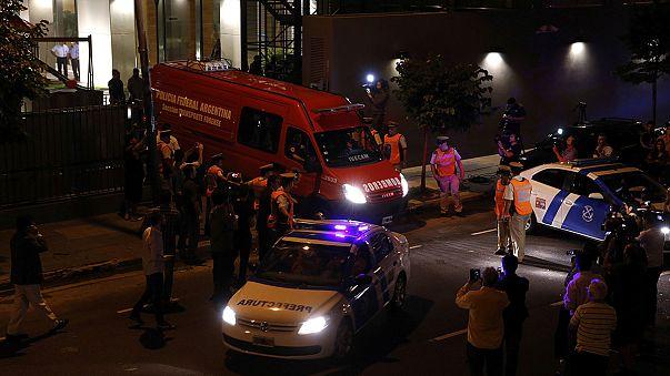 Аргентина: прокурор, расследовавший теракт, найден мертвым