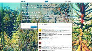 'Quitter' : une alternative anticapitaliste à Twitter