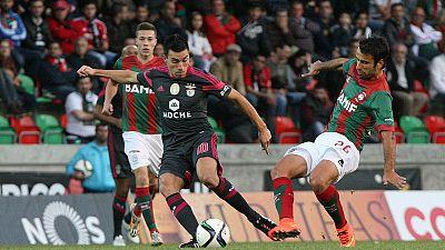 Liga Portuguesa, J17: Líder Benfica fecha primeira volta a golear no Funchal