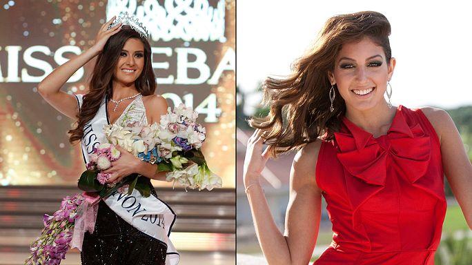 Echo de conflit et guerre d'image entre Miss Liban et Miss Israël