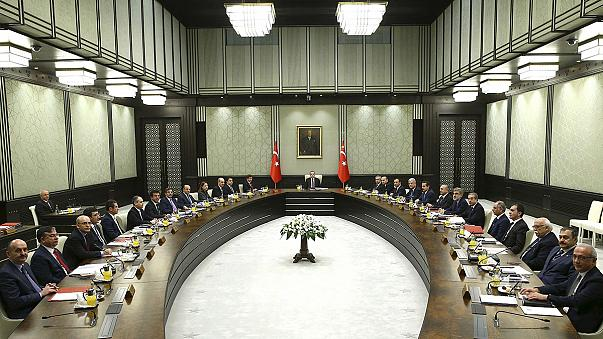 Türkei: Präsident Erdogan leitet erstmals Kabinettssitzung