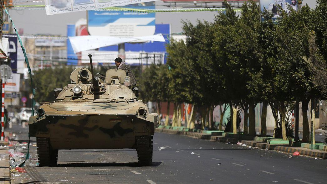 Tűzszünet a jemeni fővárosban a felkelők és a hadsereg között