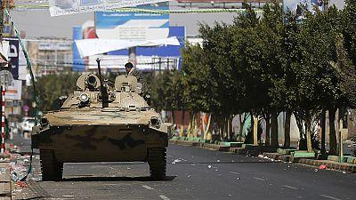 Ceasefire agreed in Sanaa after heavy fighting in Yemen capital