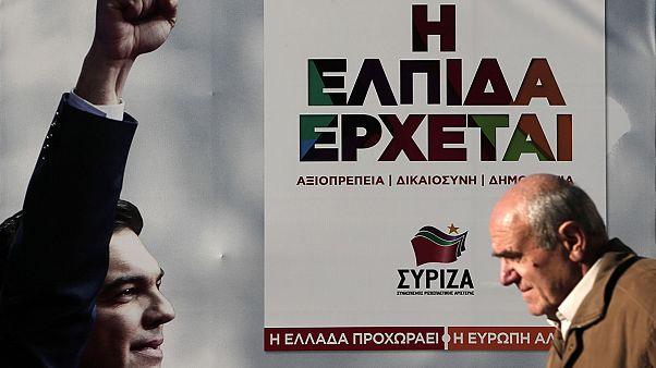 """اليونان: """"سيريزا"""" الأوفر حظا للظفر بالانتخابات؟"""