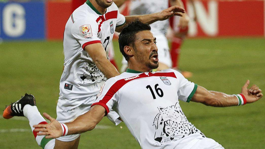 The Corner: Iran holt Gruppensieg beim Asien-Cup