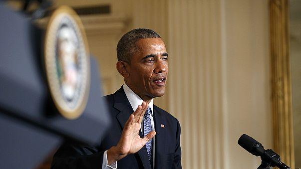 Obama gegen die Mehrheit im Kongress