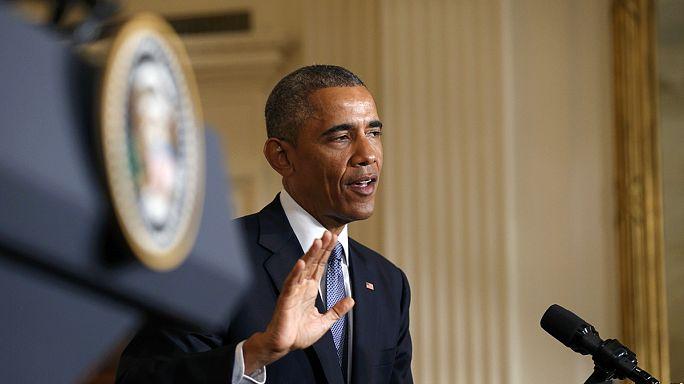 Discours de l'Etat de l'Union pour Obama