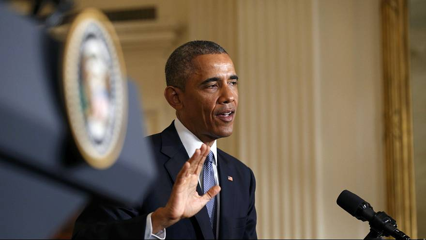 'Relaxed' Obama undaunted by Republicans' upper hand