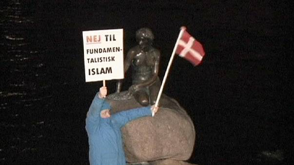 Danes form their own Pegida movement against islamic extremism