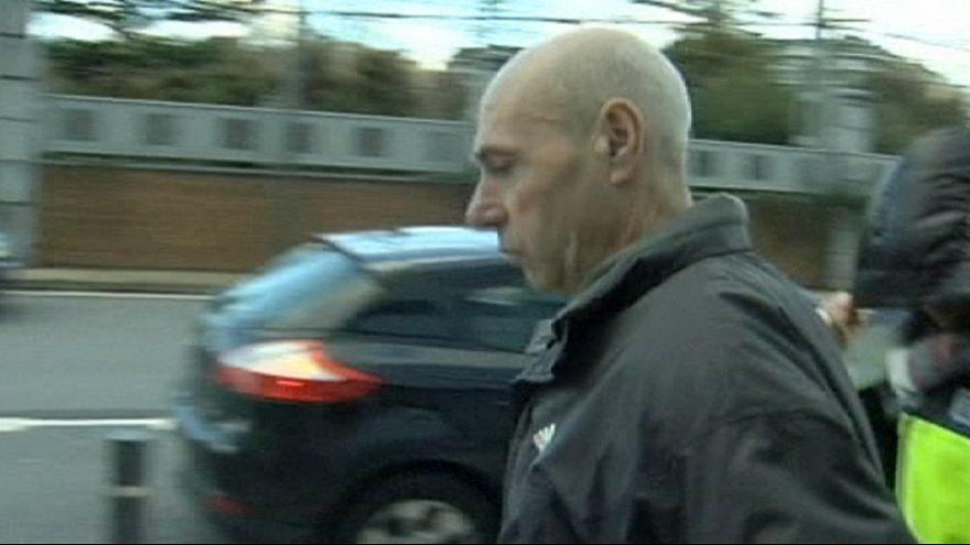 L'ancien chef d'ETA Santi Potros retourne en prison