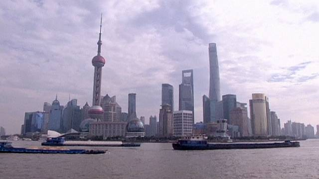 China economy posts slowest growth in 24 years