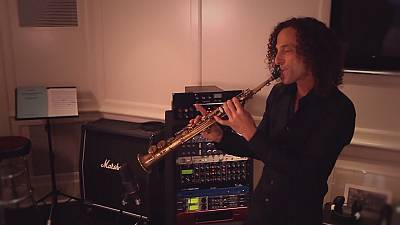 Kenny G gives fans a taste of Brazil