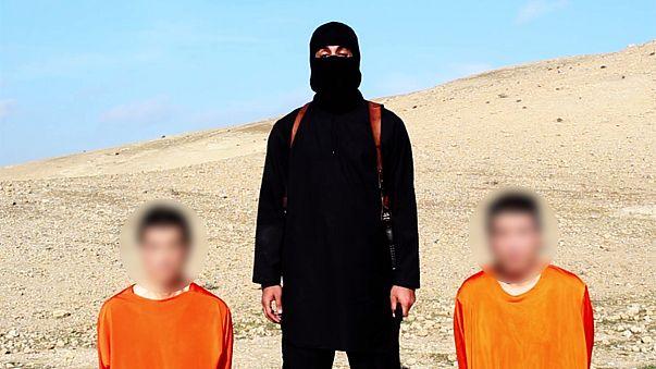 Video: IS-Miliz droht mit Tötung japanischer Geiseln