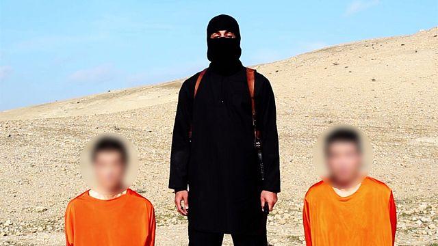 تنظيم الدولة الإسلامية يهدد بقتل رهينتين يابانيين