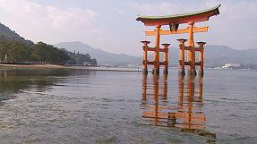 جزرالبحر الداخلي لسيتو اليابانية :  مناظرطبيعية ومعالم معمارية تبهر العيون
