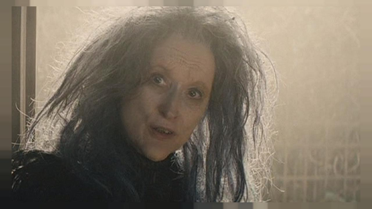 "Meryl Streep als Oscar-reife Hexe in ""Into the Woods"""