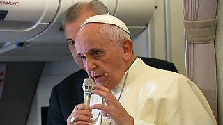 Papa Francisco: Quem insulta e provoca, corre riscos