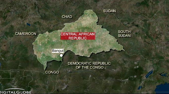 Orta Afrika Cumhuriyeti'nde kaçırılan yabancı serbest bırakıldı