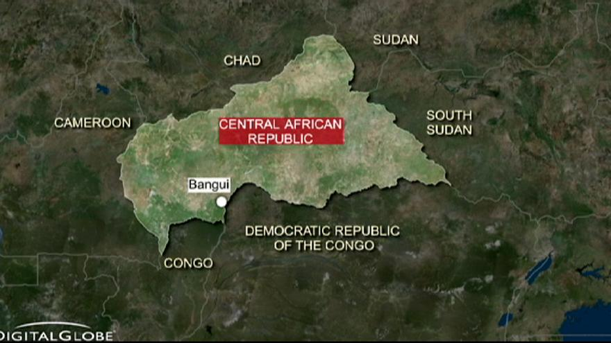 Armed men kidnap UN worker in Central African Republic