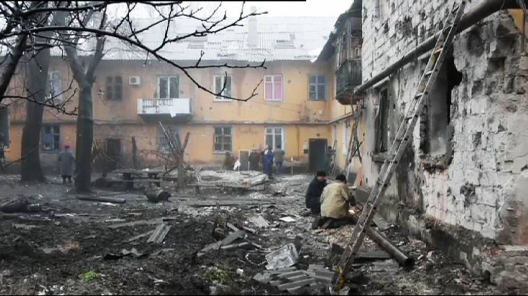 Eskalation im Donbass