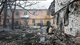 Donyeck: egyre több civil áldozat