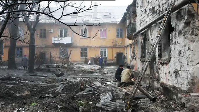 Donetsk'te gerilim tekrar tırmanışta