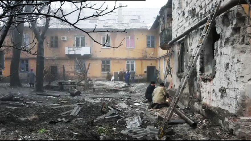 Kiev retoma el aeropuerto de Donetsk a un alto precio: su destrucción