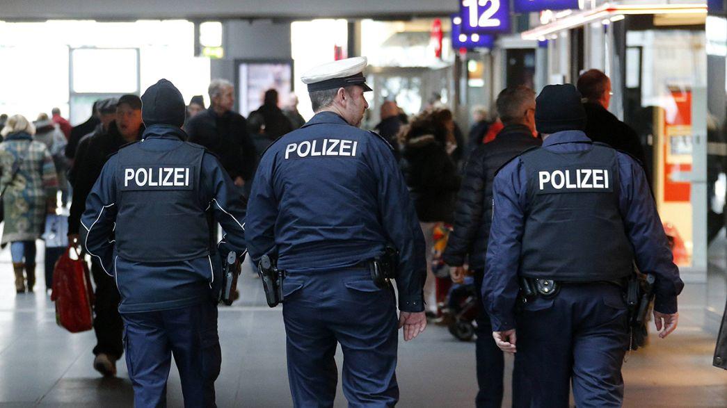 Terrorismusverdacht: Weitere Durchsuchungen in Berlin und anderen Städten