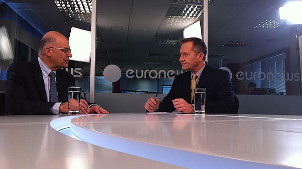 Ν.Δένδιας στο euronews: Υπάρχει ακόμη χρόνος  για να κερδίσουμε τις εκλογές