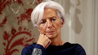 Christine Lagarde: O FMI é um plano de contingência