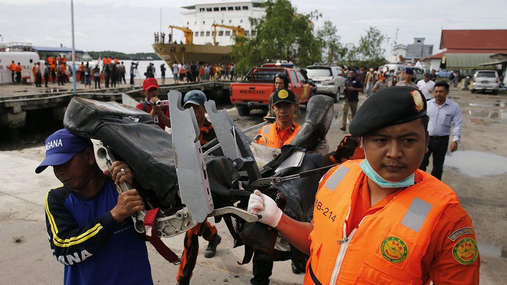 AirAsia-Absturz vor Indonesien: Ermittler halten Strömungsabriss für Ursache