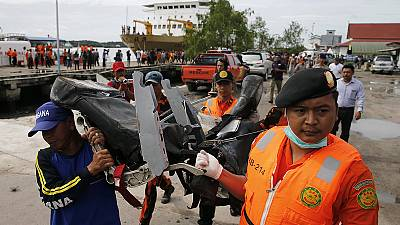 AirAsia flight recorder suggests abnormal climb and fall preceded crash