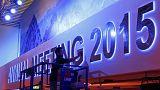 Davos: a növekvő nemzetközi feszültség a fő téma