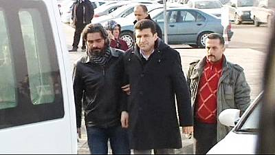 Turkish police arrest suspected illegal wiretappers accused of snooping on government