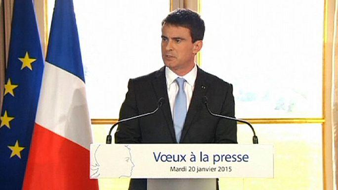 نخست وزیر فرانسه از آپارتاید و تبعیض در کشورش می گوید