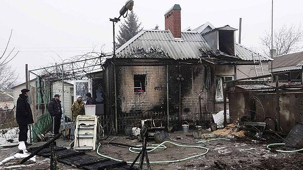 Kijev szerint orosz csapatok támadták meg az ukrán haderőt
