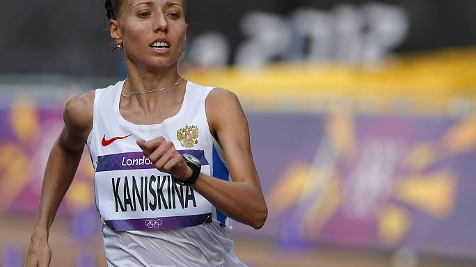 Three Russian Olympic race-walker champions banned