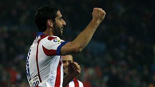 Al Camp Nou Barcellona-Atletico Madrid, andata dei quarti di finale di Coppa del Re