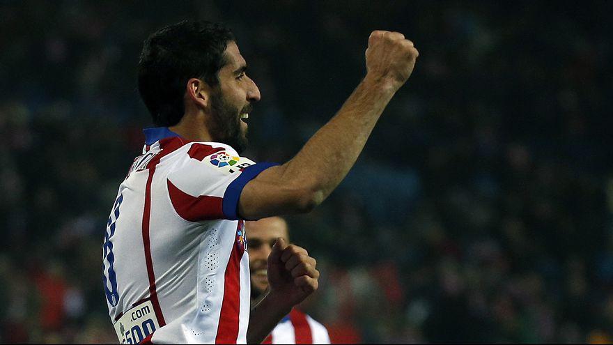 Vuelve el Atlético al Camp Nou, ahora en la Copa del Rey