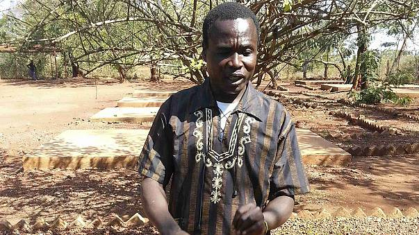 Uganda war crimes suspect Dominic Ongwen on way to Hague