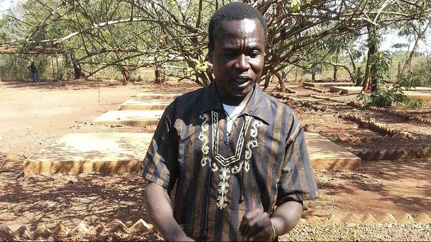 Uganda war crimes suspect Dominic Ongwen on way to Hague