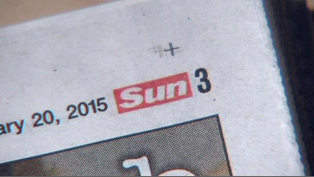 Таблоид The Sun без девушек с обнажённой грудью