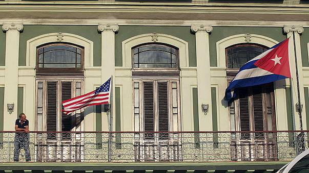 Historic talks begin on the future of Cuban-US relations