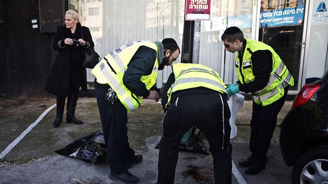 Israel: 10 pessoas esfaqueadas em Tel Aviv
