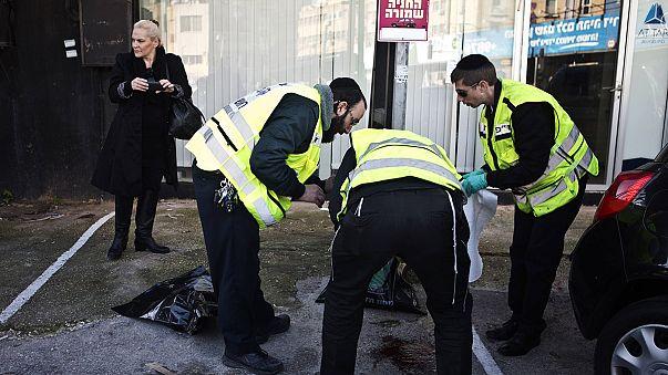 Un palestino apuñala a los pasajeros de un autobús en Tel Aviv