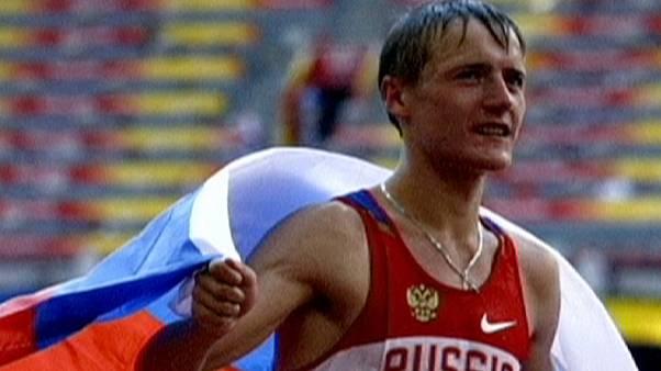 Five Russian athletes banned