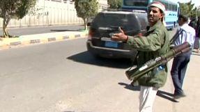 Aumenta a tensão na capital do Iémen